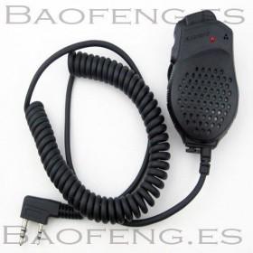 Microfono Altavoz Baofeng UV-82, Uv-82L