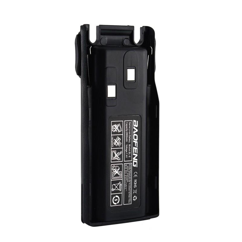 Bateria Baofeng UV5R Negra