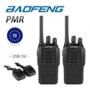 Pack 2 x Baofeng PMR 88E