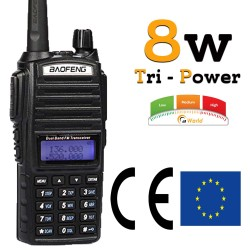 Baofeng UV-82 Tri-Power 8w