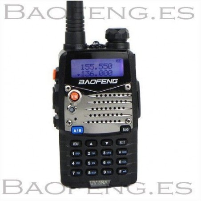 Walkie Talkie Baofeng UV-5RA