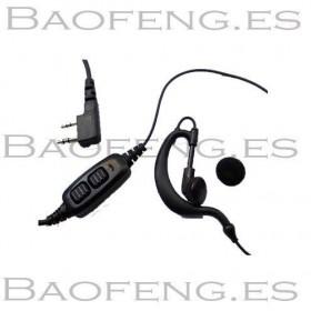 Pinganillo Baofeng UV-82