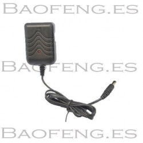 Cargador adaptador (220v.) Baofeng