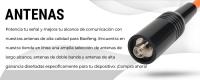 Antenas Baofeng. Antenas profesionales de Baofeng.