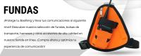 Fundas para walkie talkies de Baofeng.