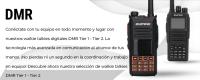 Walkie Talkies digitales DMR compatibles con Motorola